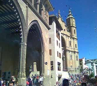 Antiguo mercado de abastos de Alcáñiz