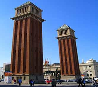 Torres Venecianas de Barcelona