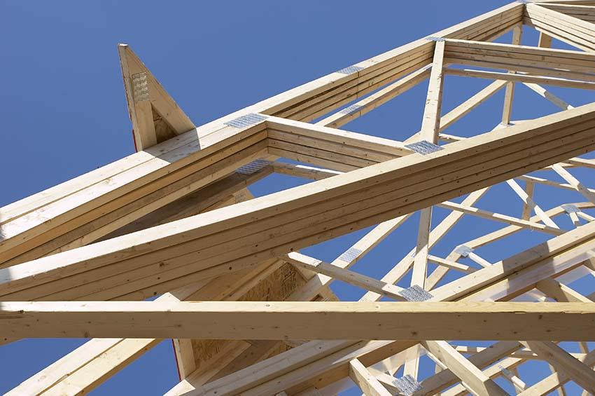 estructura polimero madera