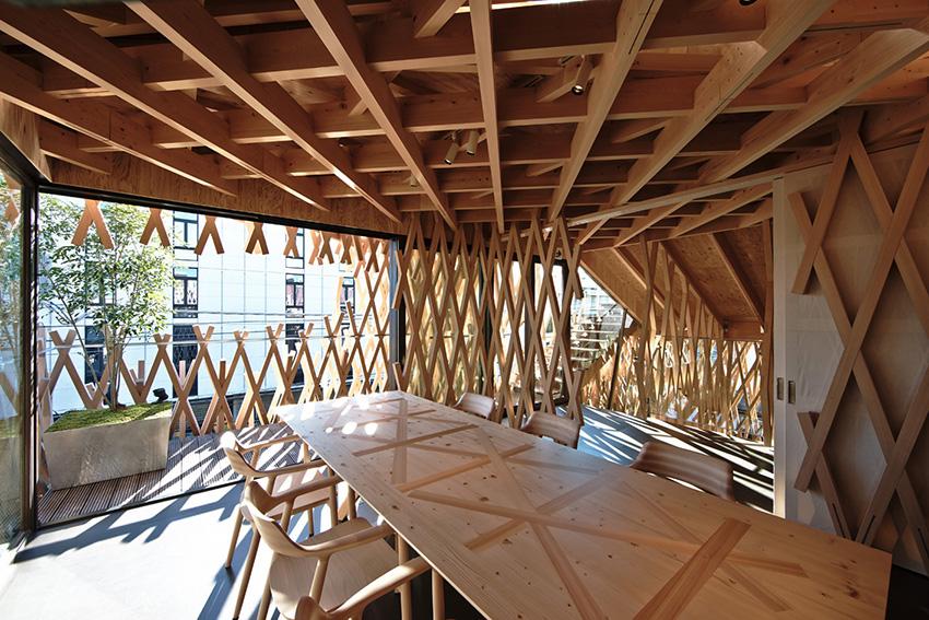 SunnyHills-estructura de madera3