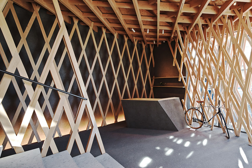 SunnyHills-estructura de madera4